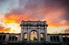The Memorial Gardens, Trent Embankment, Nottingham